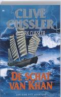 D. Cussler - De schat van Khan - Auteur: Clive Cussler een Dirk Pitt avontuur